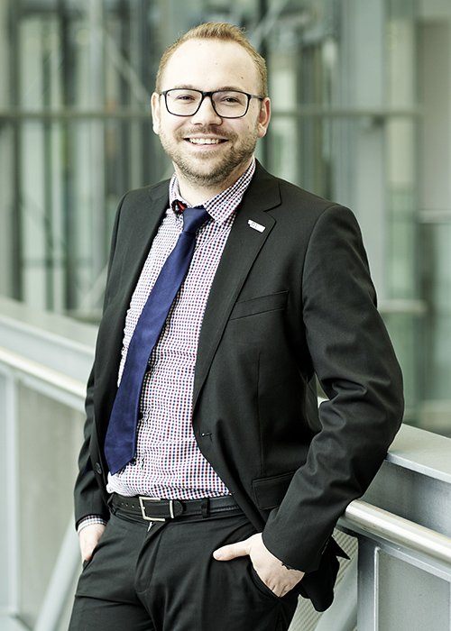 Armin Rechberger, Health & Safety Manager